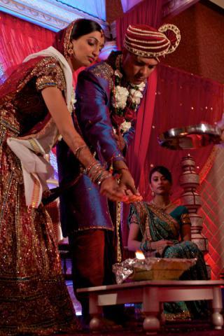 Akhil and Bhavika